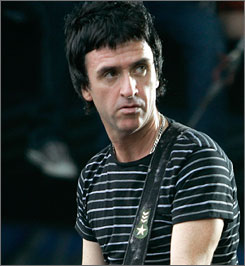 Attention, Smiths fans in search of a college: You may want to consider Britain's Salford University, which just made Johnny Marr a visiting professor.