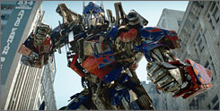 Transformers director Michael Bay says the newly released DVD isn't as good as it could've been.