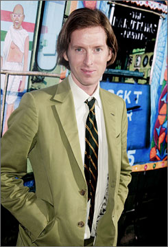 "Wes Anderson will receive the Stockholm film festival's Visionary Award for creating ""unique and stylized universes inhabited by characters searching for something to search for."""