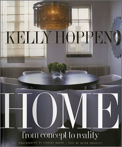 Interior designer Kelly Hoppen says the biggest decorating mistake is rushing.