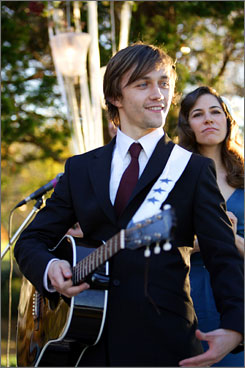 He's Dan's musical man: Sondre Lerche did all the music for Dan in Real Life.