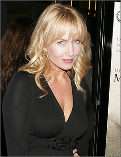 Rebecca De Mornay was stopped for a traffic violation Oct. 30, during which time officers smelled alcohol on her breath.