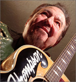 Hank Thompson lost his battle with lung cancer on Tuesday. He was 82.