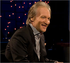 Maher: Real Time cancels finale.