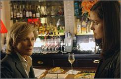 Glenn Close and Rose Byrne star in Damages.