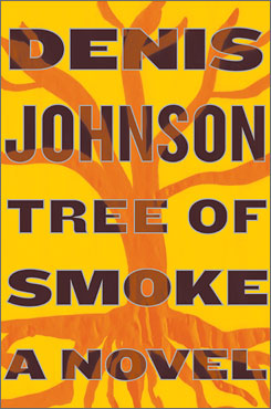 Denis Johnson's Tree of Smoke is the favorite to win the fiction prize.