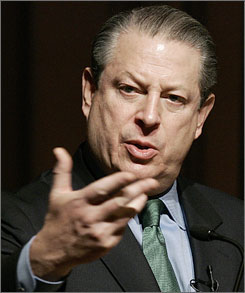 Al Gore will be presented with a special honor at the International Emmy Awards.