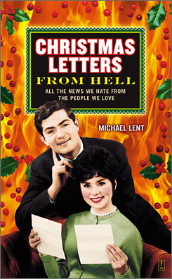 Share a laugh with your family with Christmas Letters from Hell.