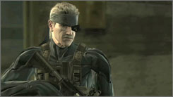 Metal Gear Solid 4: It's among the games that will be featured on the new Spike TV show.