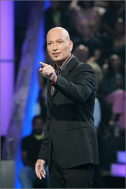 "It was ""a huge gamble"": But now, Howie Mandel has a hit game show in Deal or No Deal."