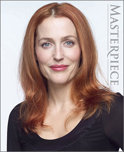X-Files alumna Gillian Anderson will host the first season of the new Masterpiece Classic, premiering Jan. 13 .