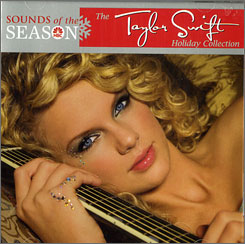 Country sensation Taylor Swift takes on the holidays.