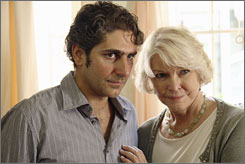 Micahel Imperioli and Ellen Burstyn starred in the disappointing Oprah Winfrey Presents Mitch Albom's For One More Day .