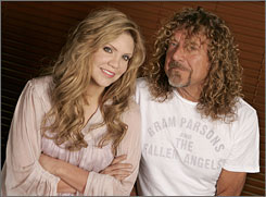 Alison Krauss and Robert Plant have announced the European leg of their tour.