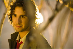 Josh Groban's Christmas album, Noel, has sold about 2 million copies since its release in October.
