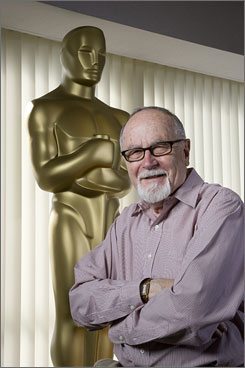 The man in charge: Gil Cates is producing his 13th Academy Awards show.