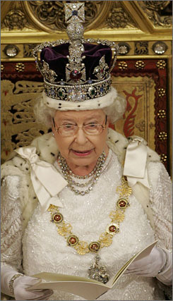 Queen Elizabeth will move past Queen Victoria to become Britain's oldest-ever monarch around noon today.