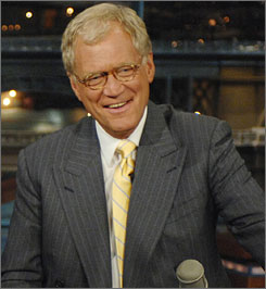 David Letterman, along with Jimmy Kimmel and Conan O'Brien, plans to return to work on Jan. 2.