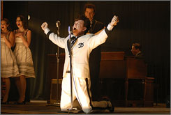 The Dewey Cox Story: John C. Reilly spoofs the musical biopic.