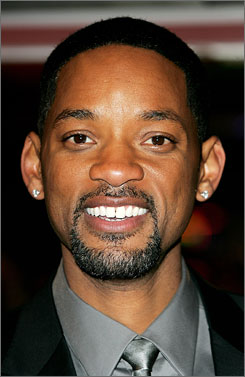 Will Smith currently stars in the box office hit, I Am Legend.