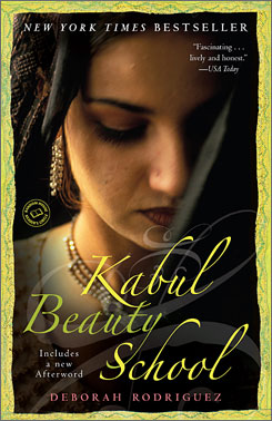 "USA TODAY critics called Kabul Beauty School ""fascinating  lively."""