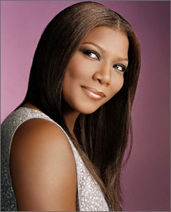 Queen Latifah hosted the awards.