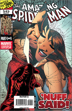 It's over, MJ: Spider-Man will be young and geeky again after a pact with the aptly named Mephisto.