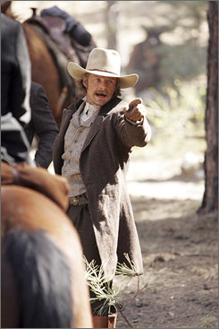 Prequel: Steve Zahn is young Gus McCrae, the character Robert Duvall made his own in Lonesome Dove.