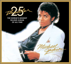 25 years later: Michael  Jackson's Thriller album  gets an upgrade.