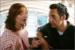 Susan Sarandon and John Turturro are part of a group of actors seeking  to save Carnegie Hall's teaching studios.