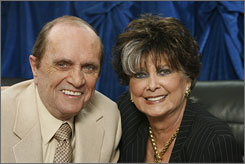 Dream team: Bob Newhart and Suzanne Pleshette got together during TV Land's September marathon of The Bob Newhart Show.
