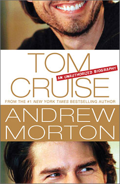 Andrew Morton's unauthorized biography entered USA TODAY's Best-Selling Books list at No. 10.