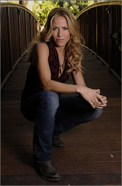 """Sense of urgency, and a real fearlessness"": A cancer bout, a breakup and current events play a role in singer/songwriter Sheryl Crow?s latest collection of songs."