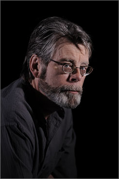 Stephen King used events from his own life in his book Duma Key.