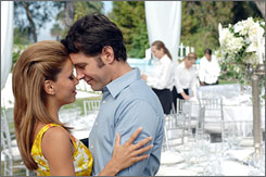 Big Day is her last: Henry (Paul Rudd) is crushed when Kate (Eva Longoria Parker) dies before the ceremony. That is, until he meets the psychic of his dreams a year later.