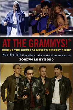 Grammy producer Ken Ehrlich remembers the most notable backstage moments.