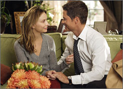 "Brothers & Sisters: The show, with Calista Flockhart and Rob Lowe, will need time to ramp up.  Says producer Greg Berlanti: ""It's challenging creatively, but it could also end up being inspiring."""