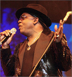 Ronald Isley will be doing time for tax evasion despite his protestation that he's too old and ill at 66.