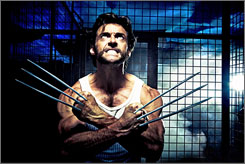 """Mutant with a mission: Says Hugh Jackman of his X-Men  character: """"He's a good guy, but not necessarily a nice guy."""""""