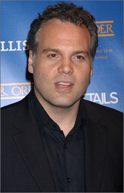 D'Onofrio heads up NBC's Law & Order: Criminal Intent.