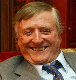 William F. Buckley started his own political magazine, sailed across oceans, ran for mayor of New York and hosted his own talk show.