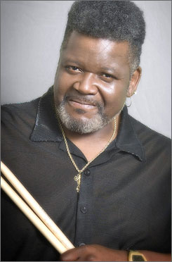 Buddy Miles played the drums for Jimi Hendrix, Wilson Pickett, Muddy Waters, David Bowie, George Clinton and Carlos Santana.