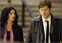 Still kickin' at 400: John Amsterdam (Nikolaj Coster-Waldau, with Zuleikha Robinson) is a New York detective who has been granted immortality until he finds his soul mate.