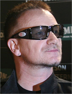 Bono will take part in this year's edition of  Idol Gives Back, set for April 9.