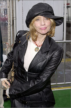 Rosanna Arquette is known for starring in films such as 1996'sCrash and 1985'sDesperately Seeking Susan.