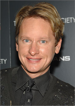 Carson Kressley of Queer Eye for the Straight Guy fame will join the True Colors tour lineup this summer.