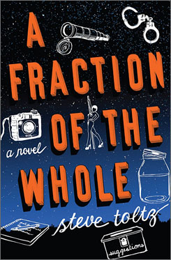 Toltz's A Fraction of the Whole is a novel disguised as a memoir.