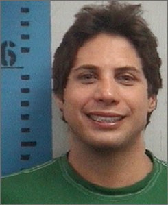 Joe Francis, shown in an April 2007 mugshot, is being released from a Nevada jail, but now must  go to Florida to face charges related to filming underage girls.