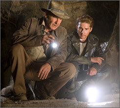 The long-awaited fourth installment of Indiana Jones has fans of all ages clamoring to see the adventurous archaeologist back on the big screen. We want to hear your personal memories about the original movie.