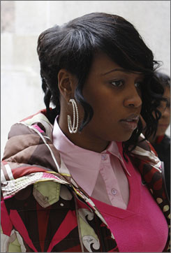 Remy Ma has been accused of shooting and wounding a woman.